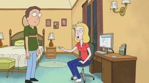 انیمیشن ریک و مورتی فصل ۱ قسمت شش