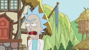 انیمیشن ریک و مورتی فصل ۱ قسمت پنج