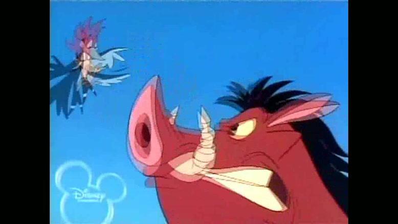 انیمیشن سریالی Timon and Pumbaa قسمت سیزده