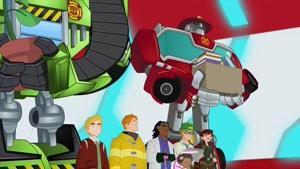 انیمیشن سریالی ترانسفورماتور نجات ربات ها فصل 4 قسمت دوازده