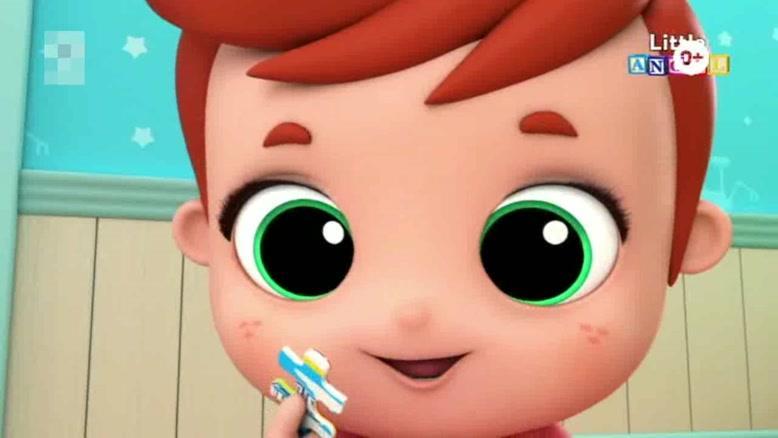 انیمیشن آموزش زبان انگلیسی Little Angel قسمت هشتاد و هفت