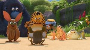انیمیشن گروه جنگل فصل 2 قسمت سه