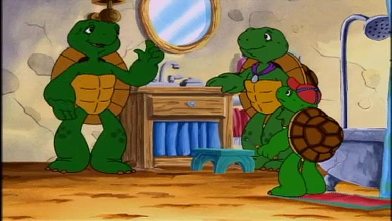 انیمیشن  Franklin and Friends فصل 4 قسمت دو