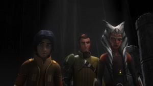 انیمیشن Star Wars Rebels  فصل 2 قسمت بیست