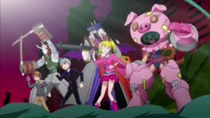 انیمیشن دیجیمون فیوژن  فصل 3 قسمت بیست و دو