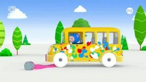 انیمیشن آموزش زبان انگلیسی  Sing With Me  قسمت بیست