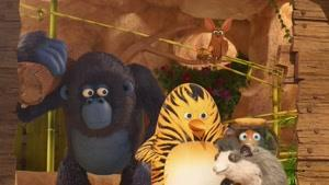 انیمیشن گروه جنگل فصل 2 قسمت چهار
