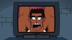 انیمیشن خانه پر سر و صدا