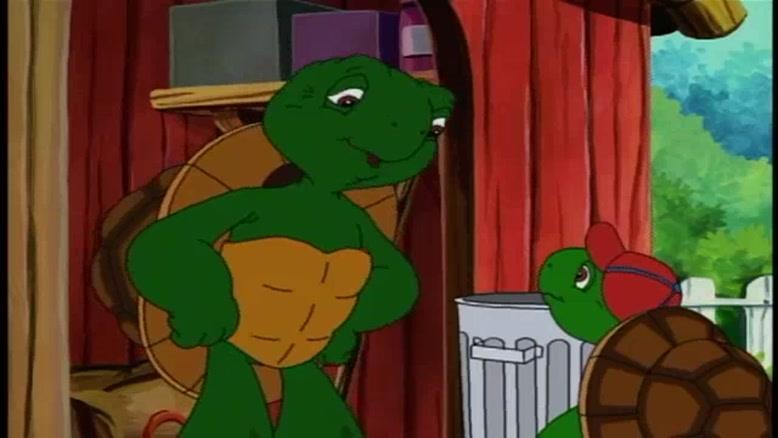 انیمیشن  Franklin and Friends فصل 4 قسمت چهار