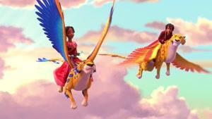 انیمیشن النا فصل 3 قسمت شش