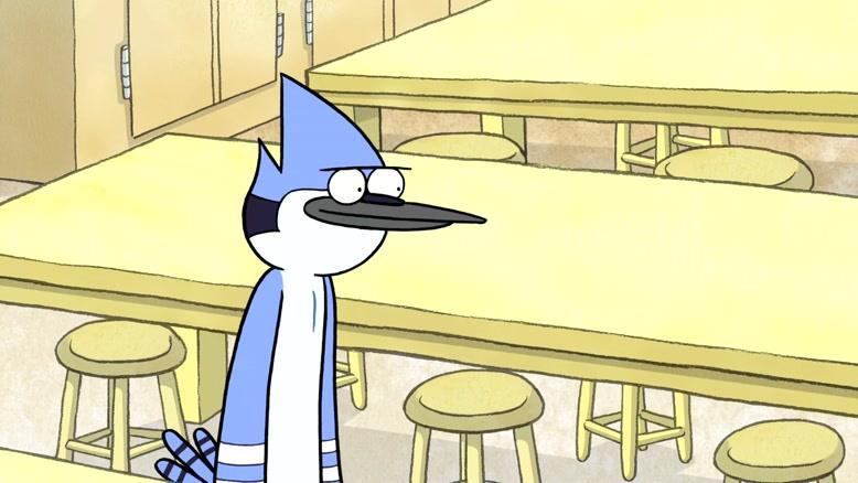 انیمیشن نمایش منظم فصل ۱ قسمت چهار