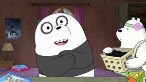 انیمیشن سه خرس کله پوک دوبله فارسی فصل 2 قسمت هجده