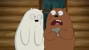 انیمیشن سه خرس کله پوک دوبله فارسی فصل 2 قسمت نوزده