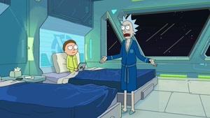 انیمیشن ریک و مورتی فصل 3 قسمت چهار