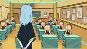 انیمیشن ریک و مورتی فصل 3 قسمت هفت