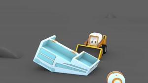 انیمیشن آموزشی کامیون های کوچک قسمت سی و یک