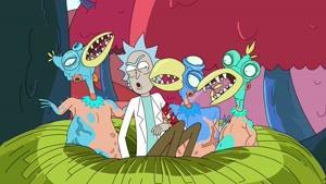 انیمیشن ریک و مورتی فصل 3 قسمت نه