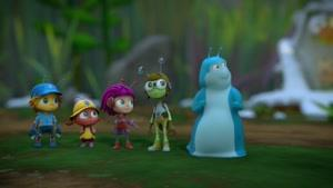 انیمیشن حشرات شاد زبان اصلی  فصل 1 قسمت 7 و 8