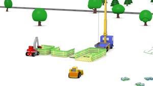 انیمیشن آموزشی کامیون های کوچک قسمت سی و دو