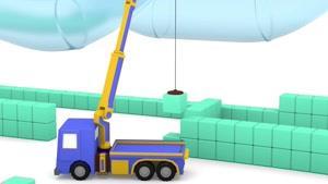 انیمیشن آموزشی کامیون های کوچک قسمت سی و سه