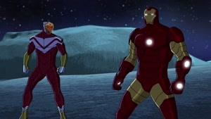 انیمیشن انتقام جویان فصل 2 قسمت بیست و شش