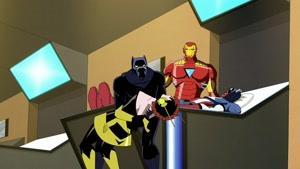 انیمیشن انتقام جویان: قدرتمندترین قهرمانان زمین فصل 2 قسمت نوزده