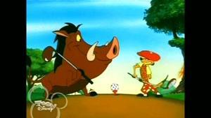 انیمیشن سریالی Timon and Pumbaa قسمت هفتاد و چهار