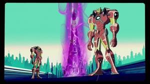 انیمیشن انتقام جویان: قدرتمندترین قهرمانان زمین فصل 2 قسمت هجده