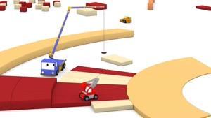 انیمیشن آموزشی کامیون های کوچک قسمت سی و شش