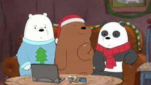 انیمیشن سه خرس کله پوک دوبله فارسی فصل 2 قسمت بیست و دو