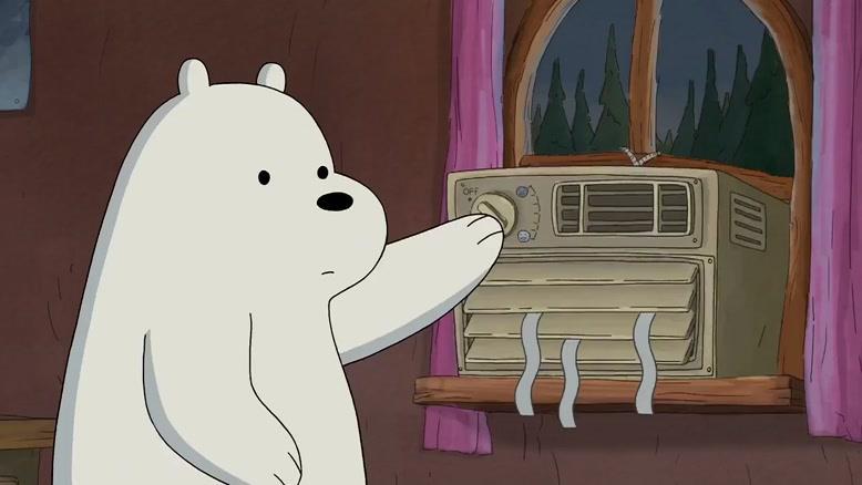 انیمیشن سه خرس کله پوک دوبله فارسی فصل 2 قسمت شش
