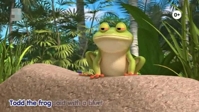 انیمیشن آموزش زبان انگلیسی Badanamu قسمت بیست