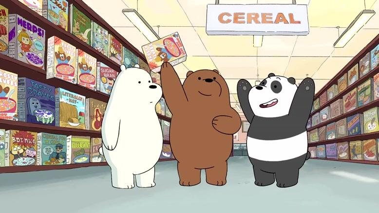انیمیشن سه خرس کله پوک دوبله فارسی فصل 2 قسمت سیزده