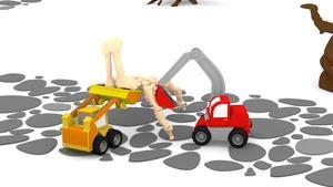 انیمیشن آموزشی کامیون های کوچک قسمت چهل