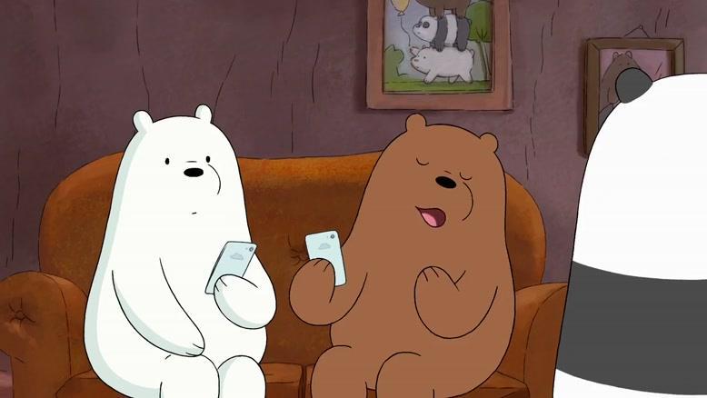 انیمیشن سه خرس کله پوک دوبله فارسی فصل 2 قسمت هشت