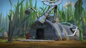 انیمیشن حشرات شاد زبان اصلی  فصل 1 قسمت 17 و 18