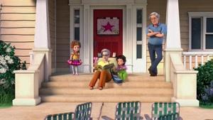 انیمیشن فنسی نانسی فصل یک قسمت  36 و 37