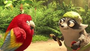 انیمیشن گروه جنگل فصل ۱ قسمت چهارده