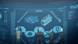 انیمیشن ژنرال: لاک فصل ۱ قسمت دو