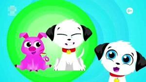 انیمیشن آموزش زبان انگلیسی Little Angel قسمت 97