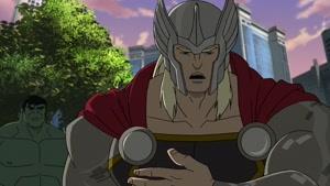 انیمیشن انتقام جویان فصل 2 قسمت بیست و دو
