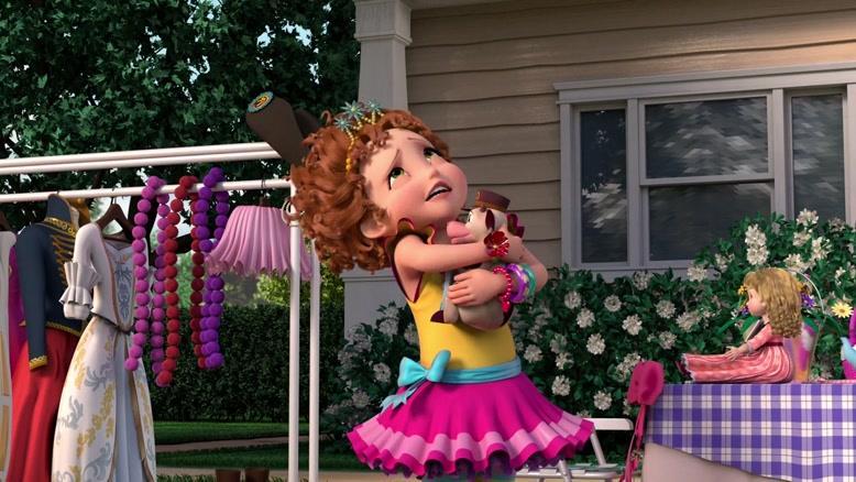 انیمیشن فنسی نانسی فصل یک قسمت  ۱۷ و ۱۸