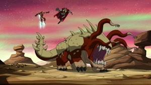 انیمیشن انتقام جویان: قدرتمندترین قهرمانان زمین فصل 2 قسمت بیست و چهار