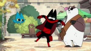 انیمیشن میو میو فصل 1 قسمت پانزده