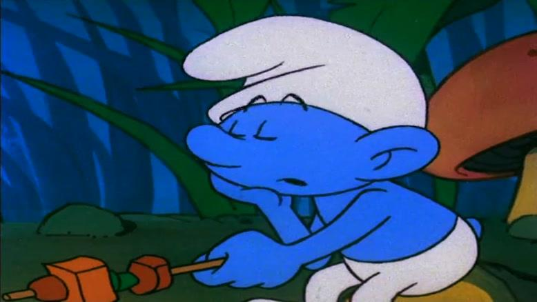 انیمیشن اسمورف ها فصل ۱ قسمت پنج