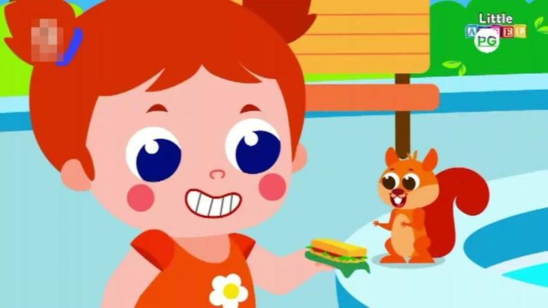 انیمیشن آموزش زبان انگلیسی Little Angel قسمت هشتاد و نه
