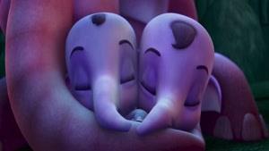 انیمیشن قلمرو فیل ها دوبله فارسی