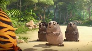 انیمیشن گروه جنگل فصل 2 قسمت شش