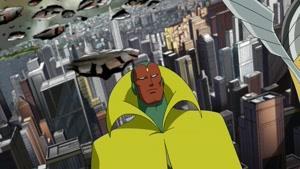 انیمیشن انتقام جویان: قدرتمندترین قهرمانان زمین فصل 2 قسمت بیست و پنج