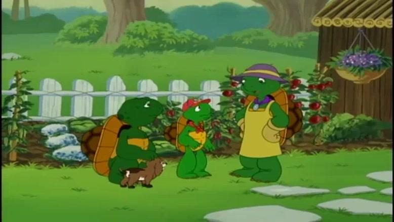 انیمیشن  Franklin and Friends فصل 3 قسمت نه